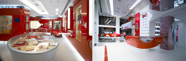 Massimo iosa ghini the design for massimo iosa ghini for Milan factory outlet