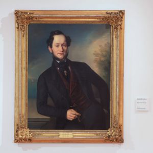 Picture of Portrait of Antonio Marangoni