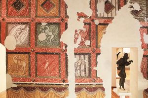Picture of Late fourteenth-century frescoes