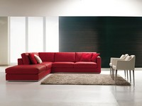 Levian, Corner sofa, in contemporary stile, for living room