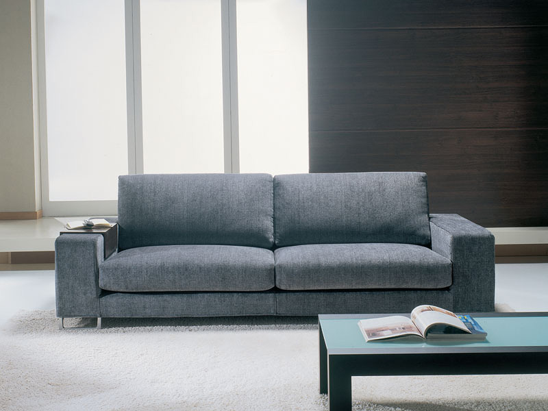 Sofa with removable fabric clean design for office for Interior designs sofa