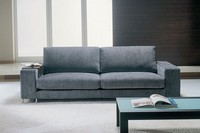 Mikonos, Sofa with removable fabric, clean design, for office