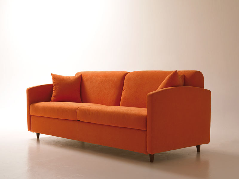 Space Saving Sofa Bed With Swivel Opening Removable