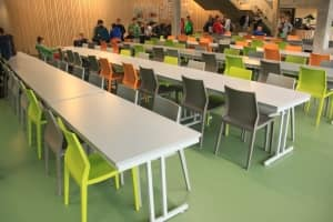 School canteen - Brussels