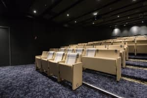 Movie theatre - Cruise ship Viking Star