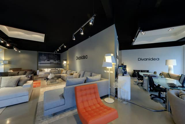 Showroom Roma 300mq - 2015