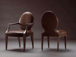 Picture of CASPER armchair 8240A, chairs with no armrests