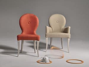 Picture of NEA armchair 8309A, traditional chairs with arms
