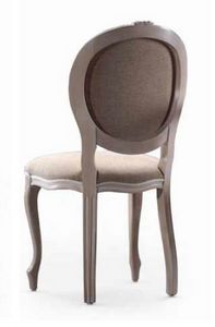 Ginevra, Classic chair for hotels