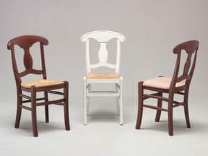 Picture of NAPOLEONE 41 A, traditional dining chairs