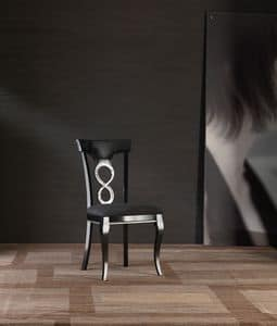 Picture of ESTELA chair 8592S, old style dining chairs