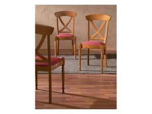 Picture of MARTA 40 M, chairs with decorated back