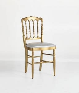 Picture of PARIGINA 8670S, wooden frame chairs