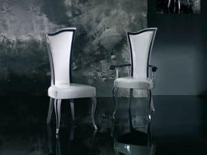 Picture of MEGAN chair 8436S, classic style chair