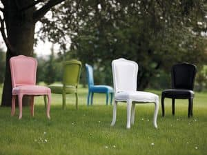 Picture of The coating 0927S, chairs with padded seat