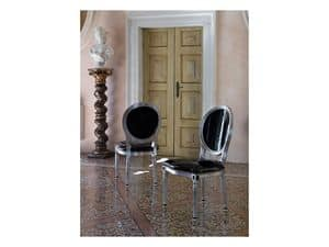 Picture of VANITY, chair with padded seat