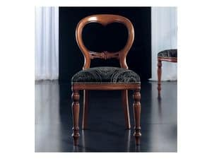 Picture of Victorian 0250S, traditional dining chairs