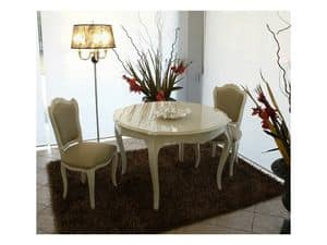 Picture of 3520 TABLE, solid wood table