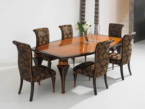 Picture of JUSTINE table 8361T, classic style table