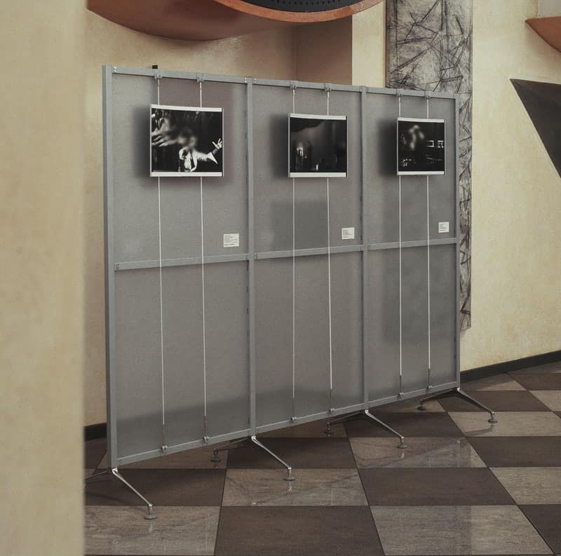 Archimede 3, Complements with display system, for offices and exhibitions