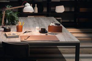Brando 4pz, Desk pad, pen holder, paper knife for desk