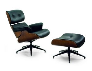 Bum 158, Relaxing armchair with pouf