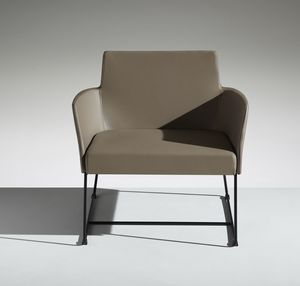 FLEET 5, Lounge chair with large seat