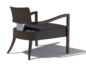Picture of Marlene armchair 7265, linear armchair