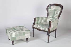 Picture of Art. 588, upholstered armchairs