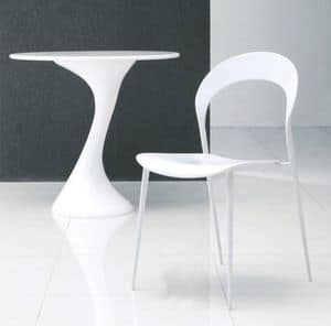 Picture of 817 - TG45, round small table