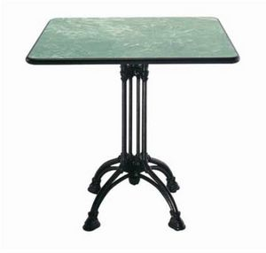art. 4060-Impero, Metal bar table