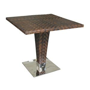 Picture of Zelig, stainless steel table