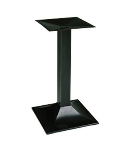 901, Metal base for bar tables, ideal for outdoor use