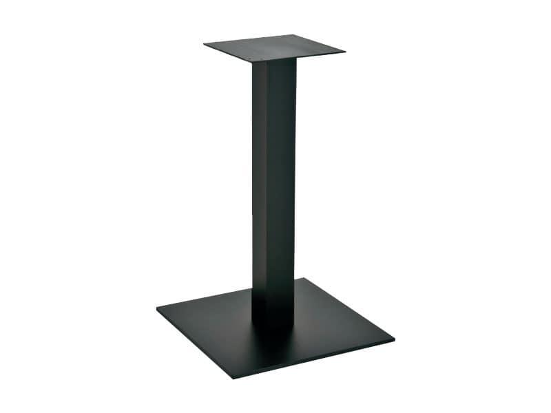 FT 050, Square table base for modern restaurant
