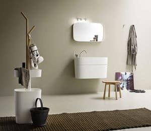 Picture of FONTE storage unit, suitable for guest bathrooms