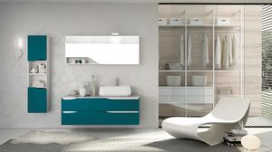 SWING SW-18, Modular bathroom furniture