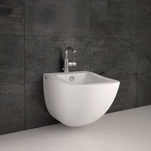 Picture of Moove hanged bidet, bathroom fixtures set