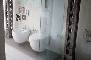Picture of Prima wall-standing sanitary wares, suitable for spa