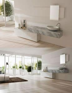 Picture of 360gradi comp.5, bathroom cabinets
