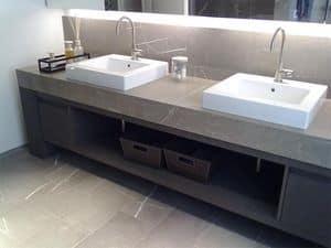 Picture of Bathroom 001, bathroom furniture composition