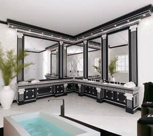 Boiserie under construction idfdesign - Arredo bagno design lusso ...