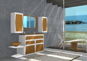 Picture of Bathroom furniture B4, bathroom furniture