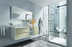 Cloe 23, Bath composition, elegant and minimal