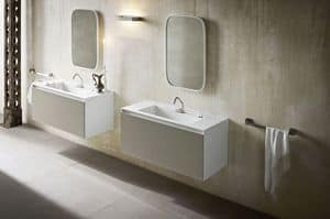 Picture of ERGO_NOMIC wall hung element 2, suitable for bathroom