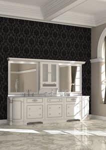 Picture of Elba comp.19E, storage-cabinets-for-bathroom