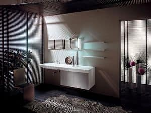 Picture of Facto Evolution 10, elegant bathroom furniture