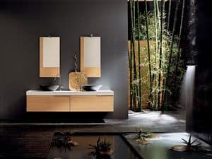 Picture of Facto Evolution 13, small cabinet for bathroom
