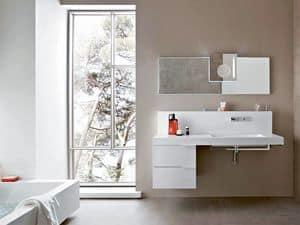 Picture of Facto Evolution 12, bathroom cabinet