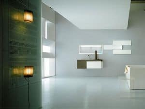 Picture of Facto Evolution 06, cabinet for bathroom