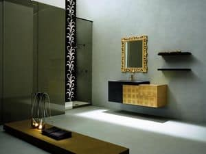 Picture of Facto Evolution 08, washbasins with mirror